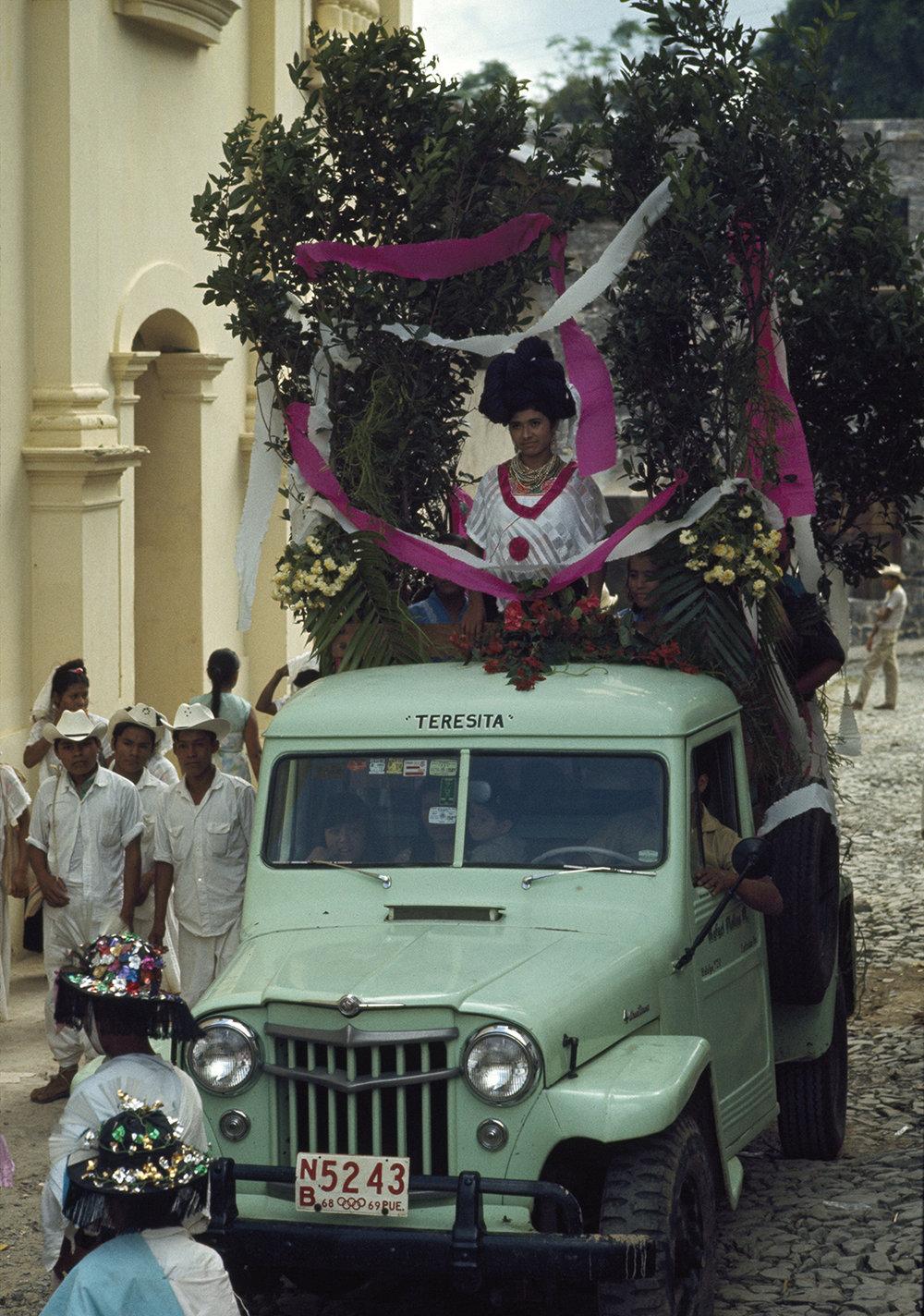 Cuetzalan, Puebla, 1968