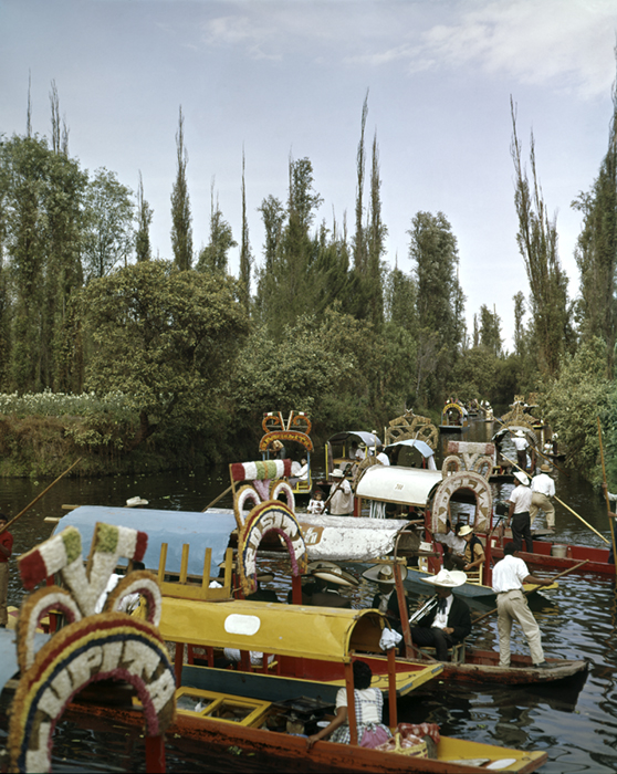Sunday at Xochimilco