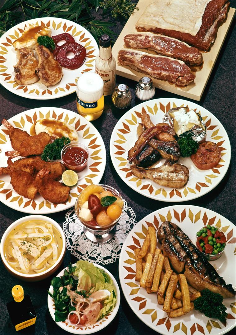VIPS menus