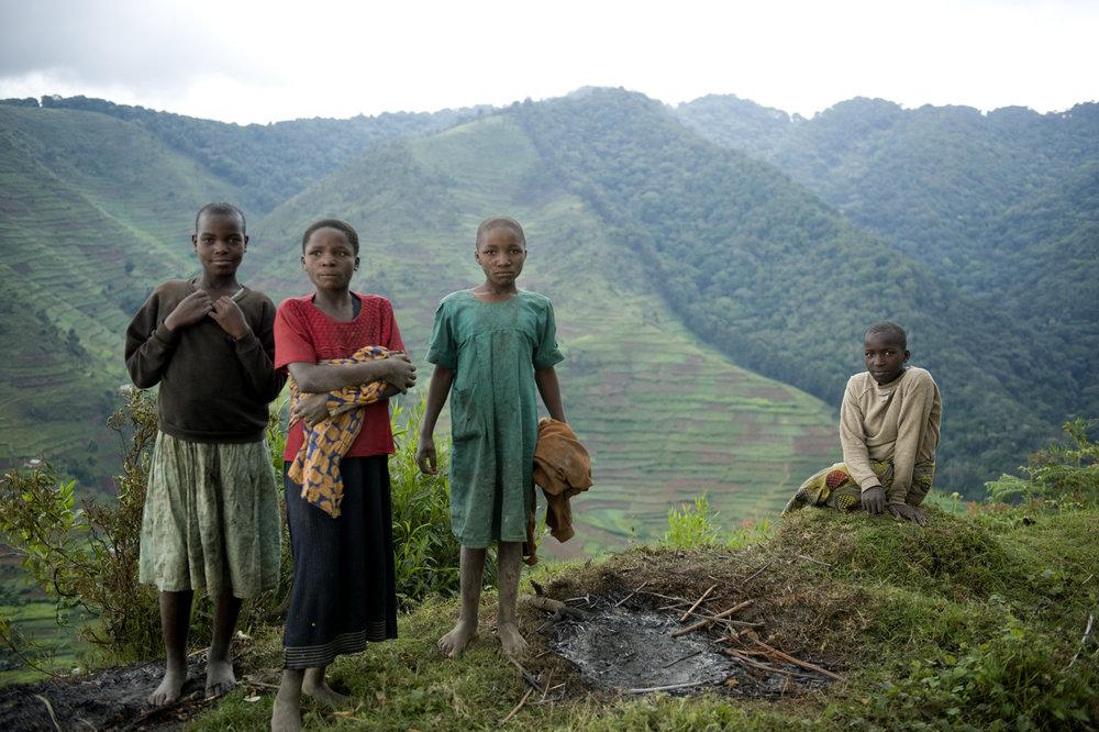 Mhgainga, Uganda. 2008