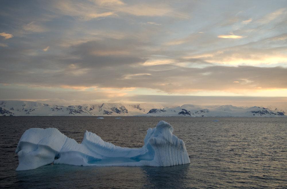 Deception Island, Antartica. 2005