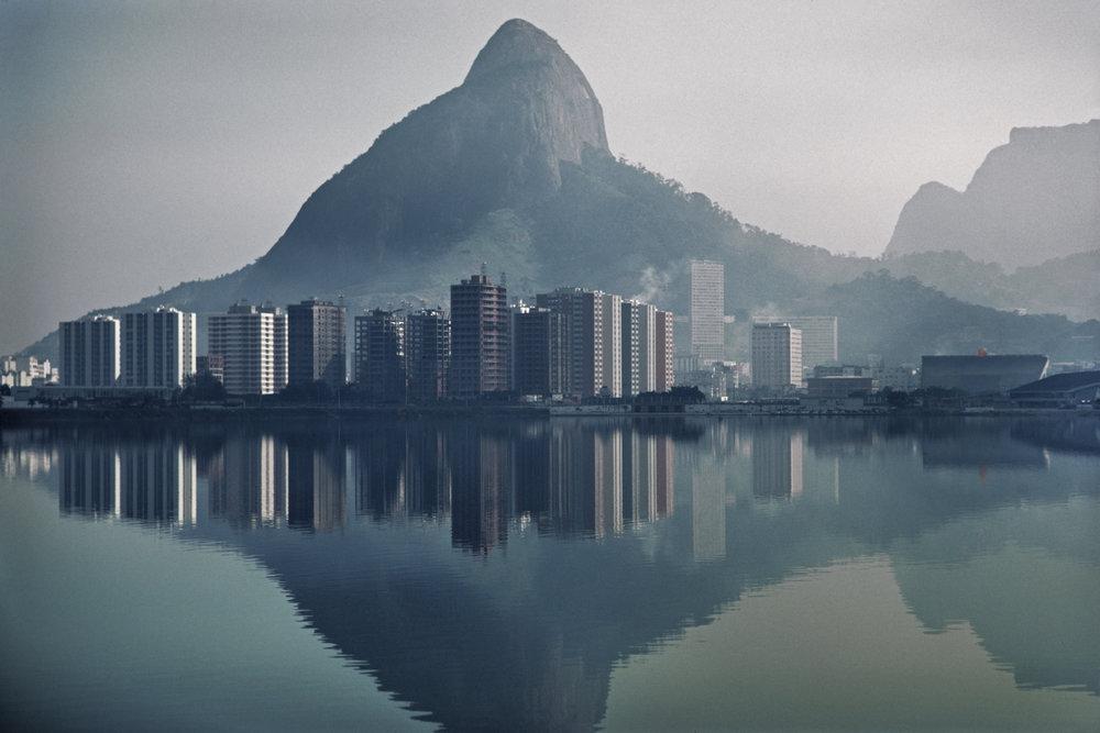 Rio de Janeiro, Brazil. 1971.