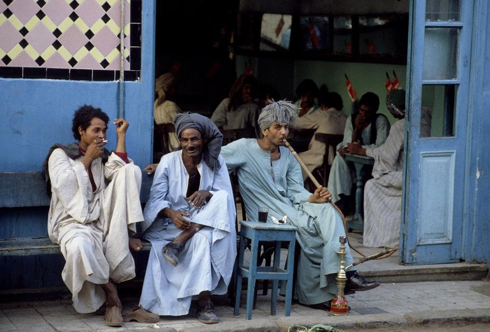 Cairo, Egypt. 1979.