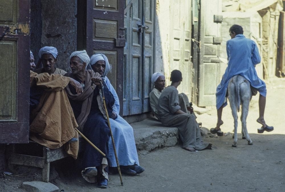 Cairo, Egypt. 1979