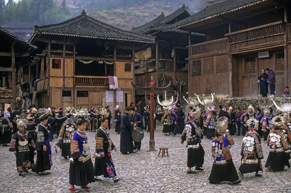 Kaili, China. 1993