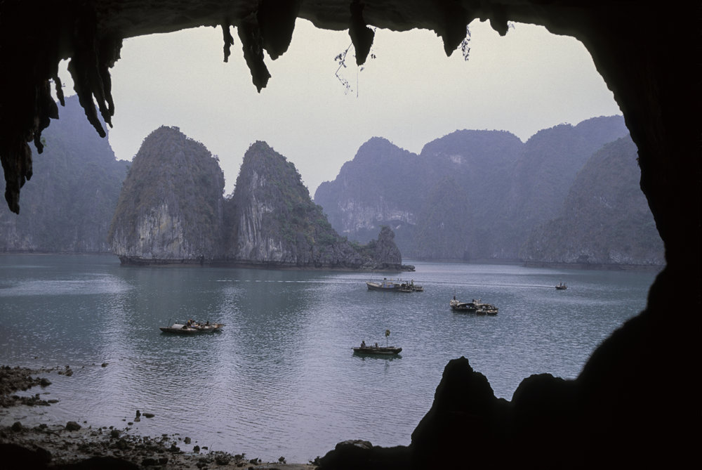 Halong Bay, Vietman. 1993