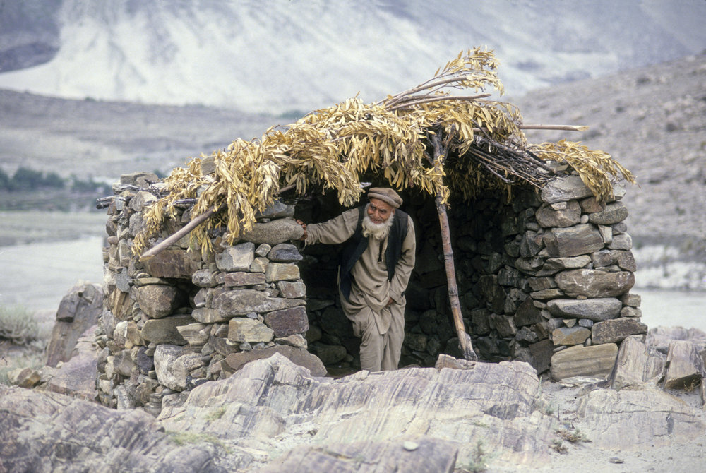 Karakorum, Pakistan. 1994