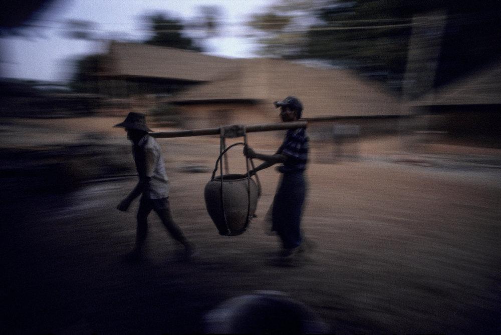 Mandalay, Myanmar. 1997