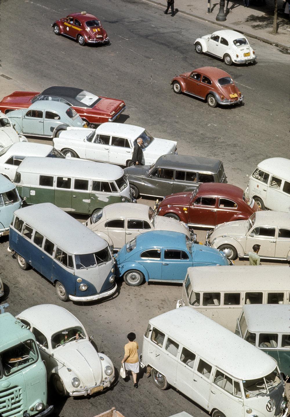 Sao Paolo, Brazil. 1971
