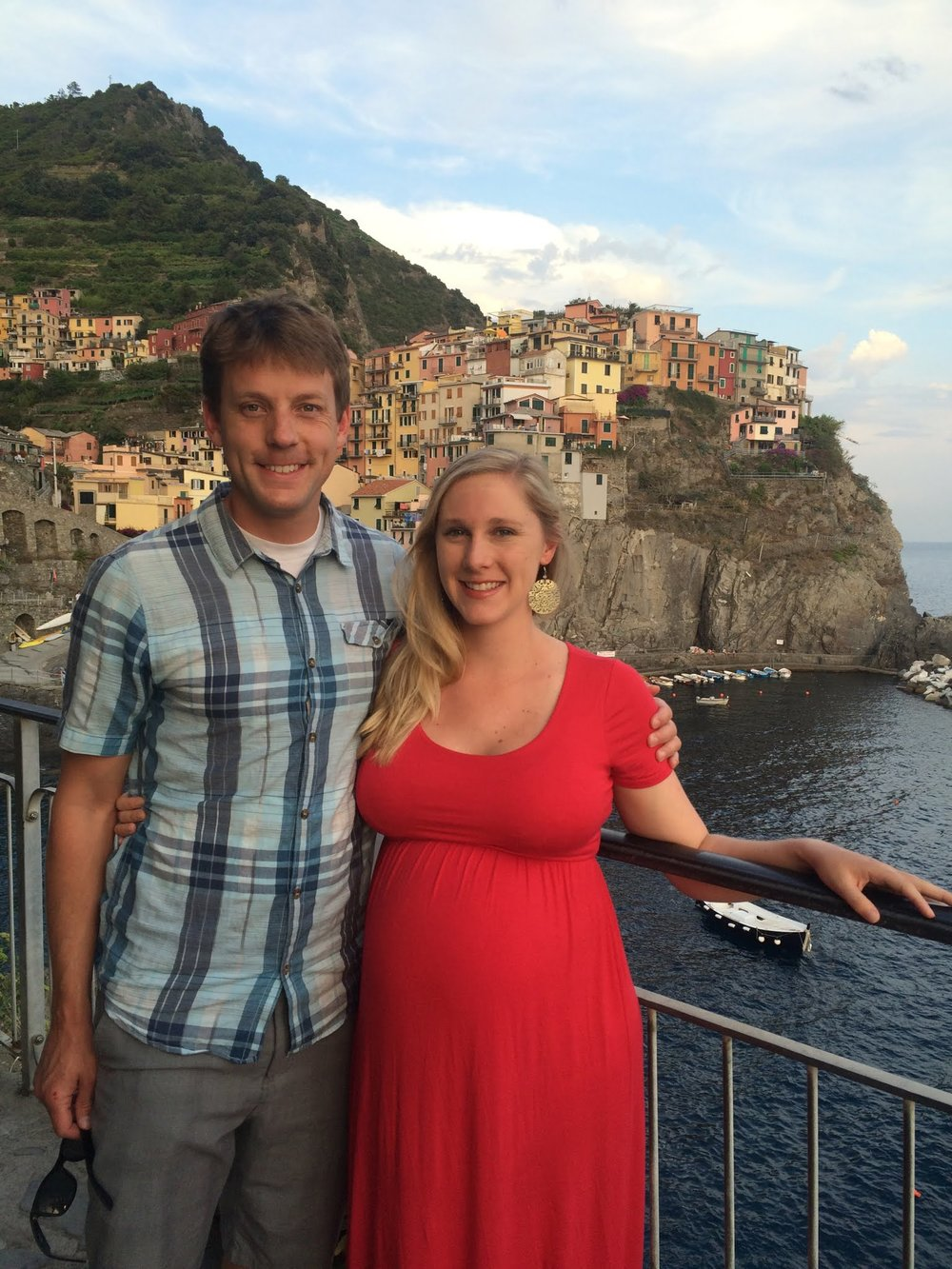 Trip to Italy: $430 RT on Norwegian. no, I can't believe they let me on the plane this hugely pregnant either.