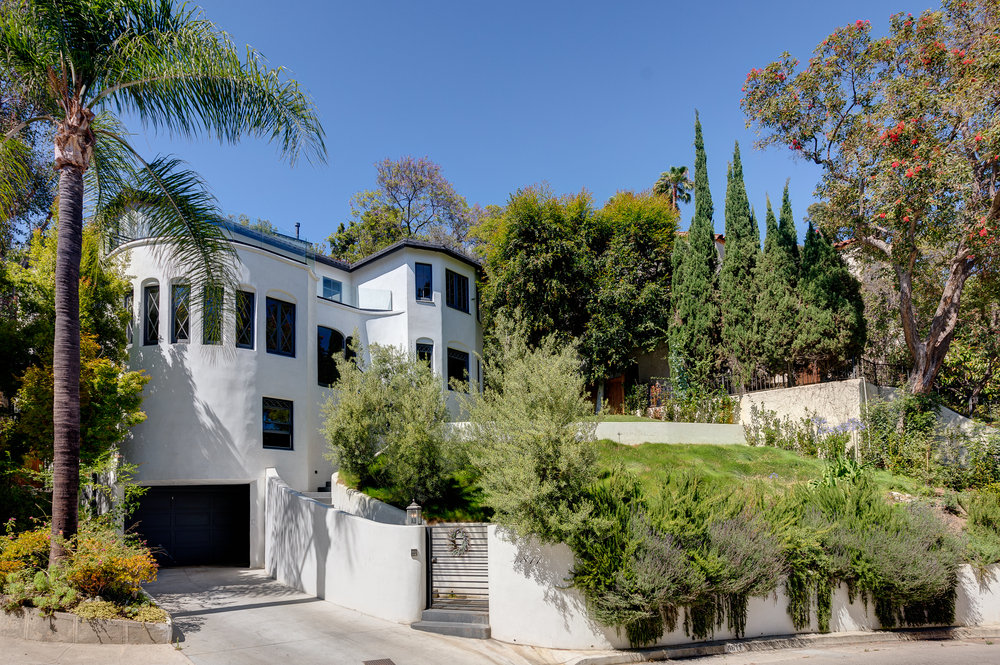 4811 Bonvue. A beautiful Spanish home in Los Feliz