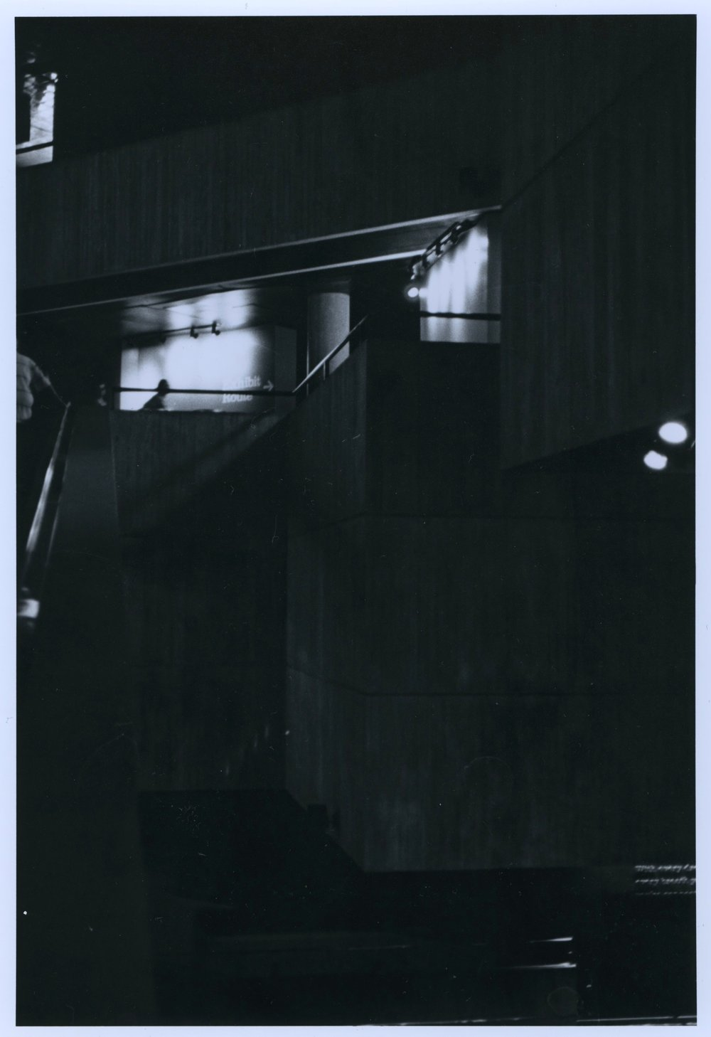 "Untitled, 9x12"" Gelatin silver print 2015"