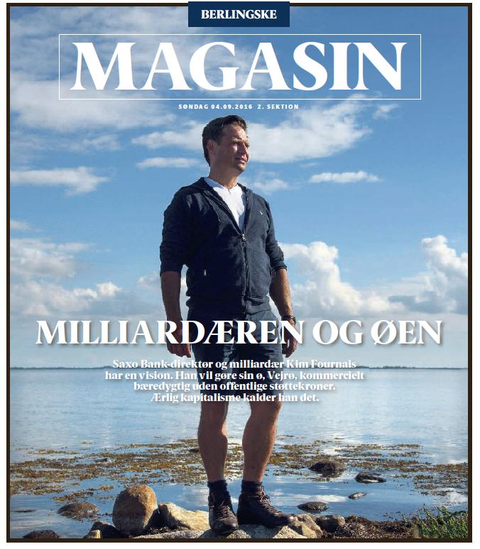 Læs artiklen fra Berlingske Tidende om Vejrø her