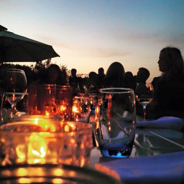 Festarrangement med fantastisk hyggetemning på Vejrø Resortjpg