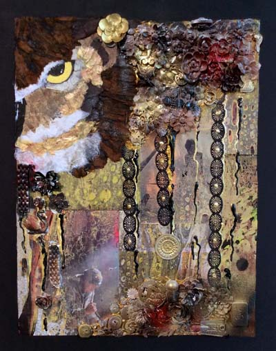 "Phyllis Rapp - ""Owl's Domain"""