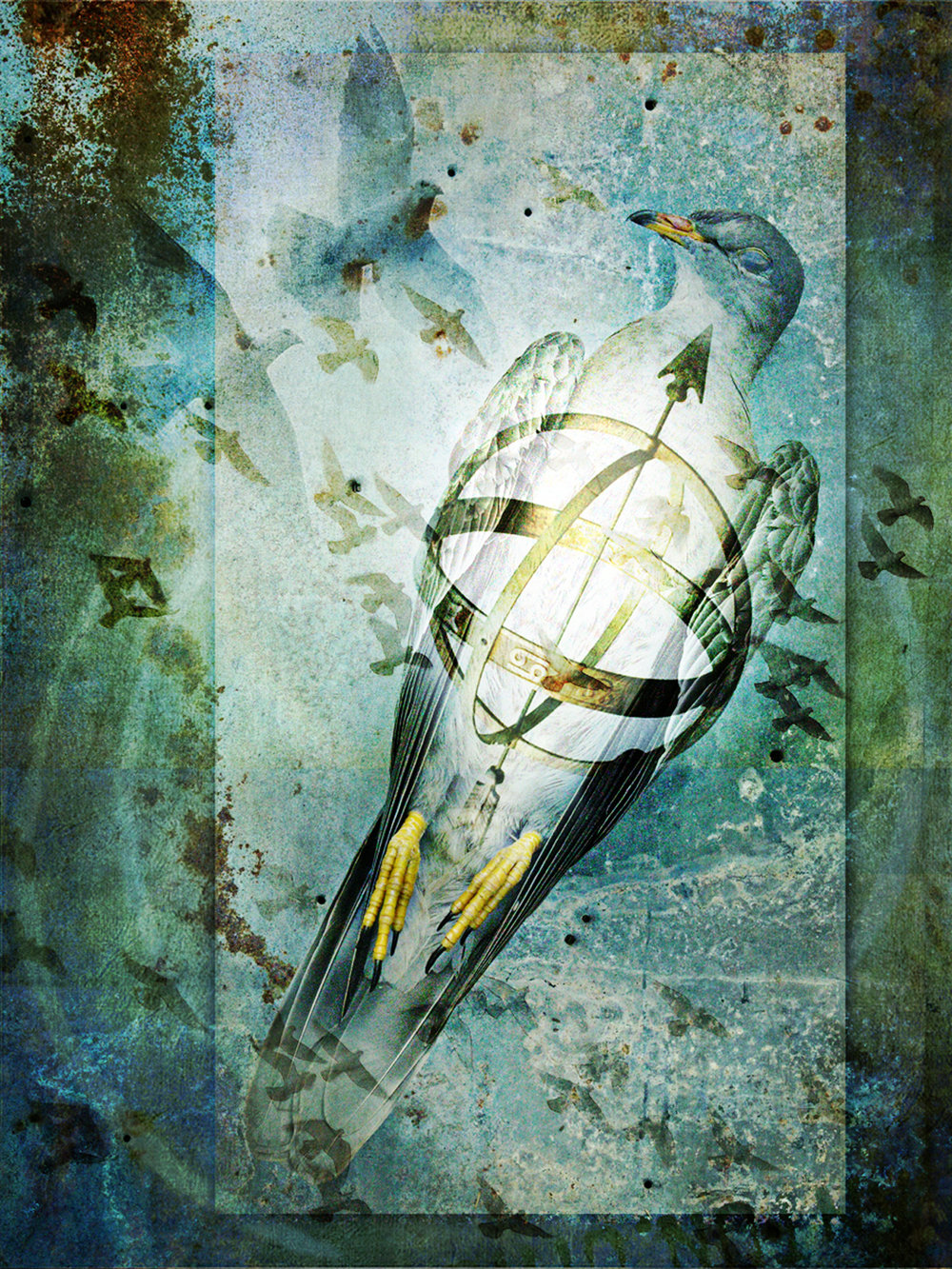 "Bosha Struve, ""Angel of Repose"""