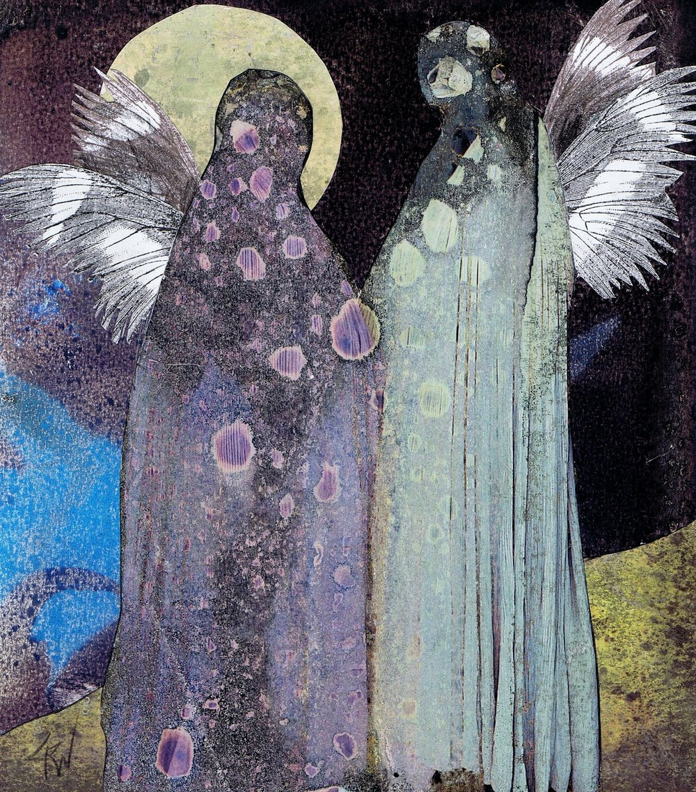 "Gail Ramsey - ""Night Wings"""