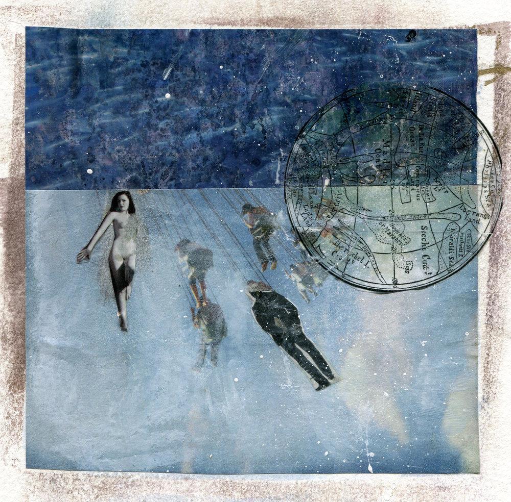 "Patti Robinson - ""Imaginary Coney Island Crop"""