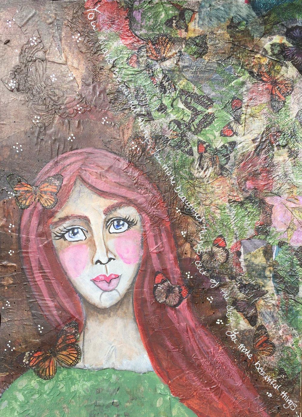 "Leanne Schuetz - ""Beautiful Things"""