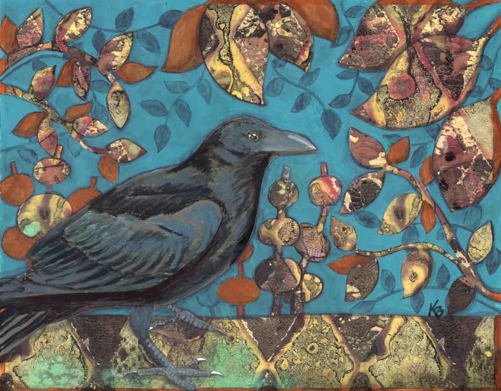 """Kayann Ausherman - """"Crow Walk"""""""