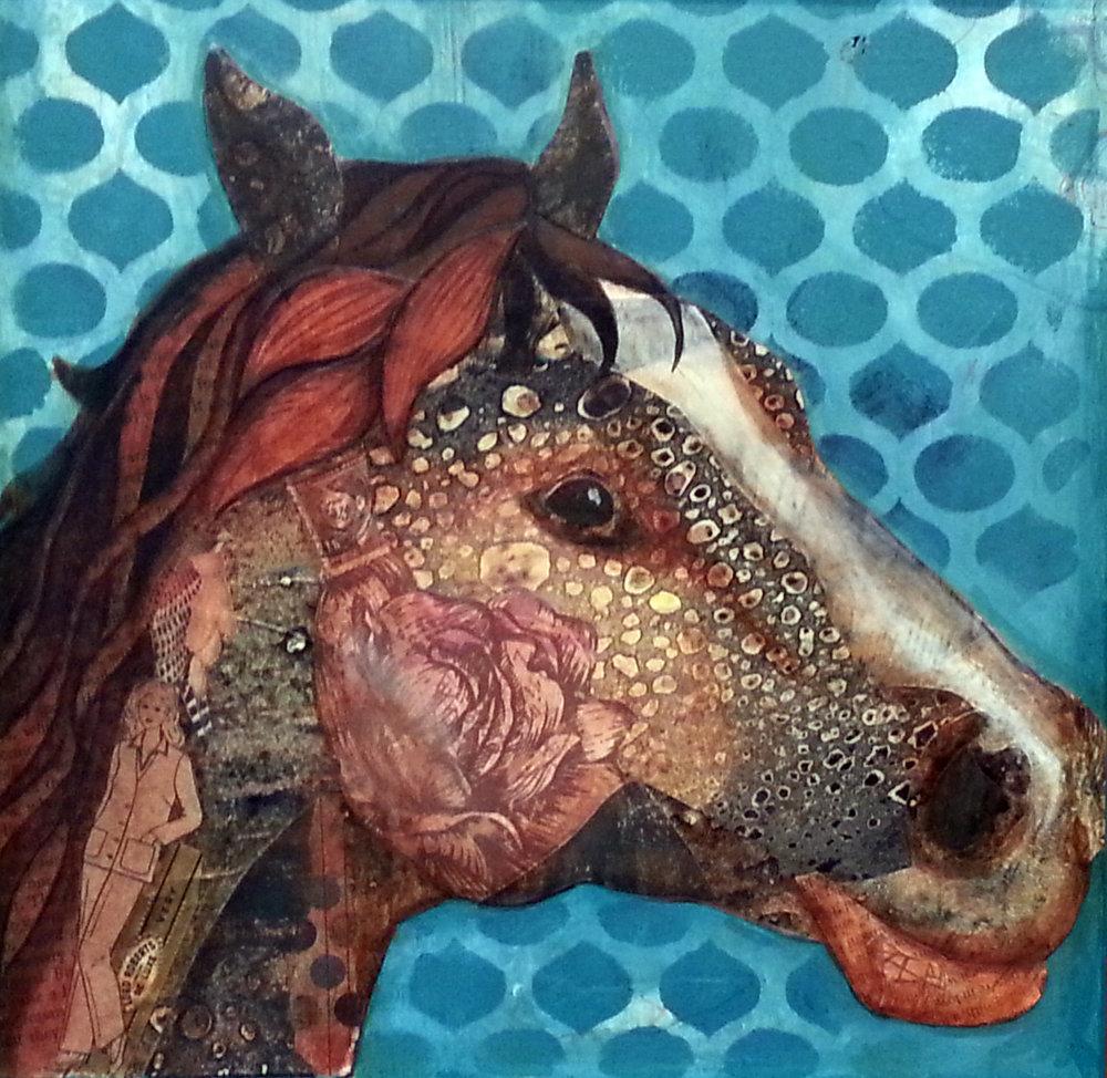 """Kayann Ausherman- """"Equine Imaginings"""""""