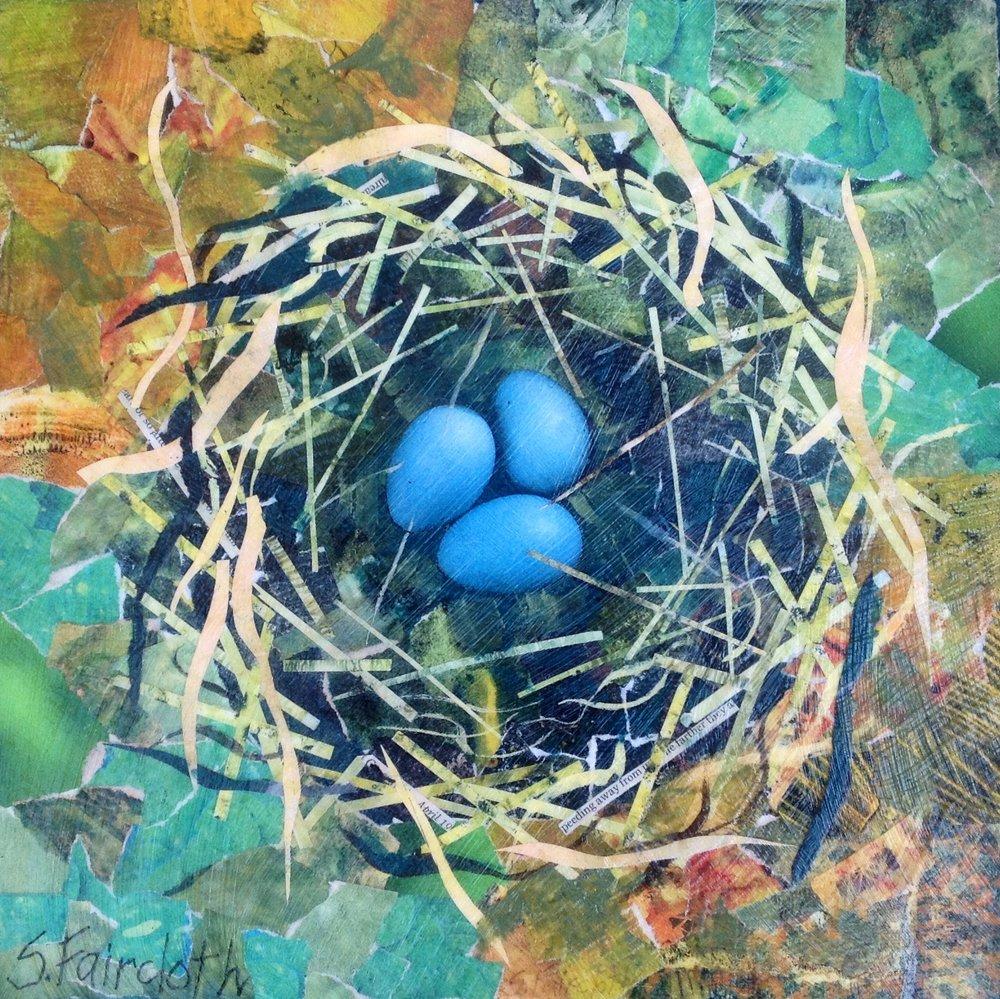 "Susan Faircloth - ""Nest"""