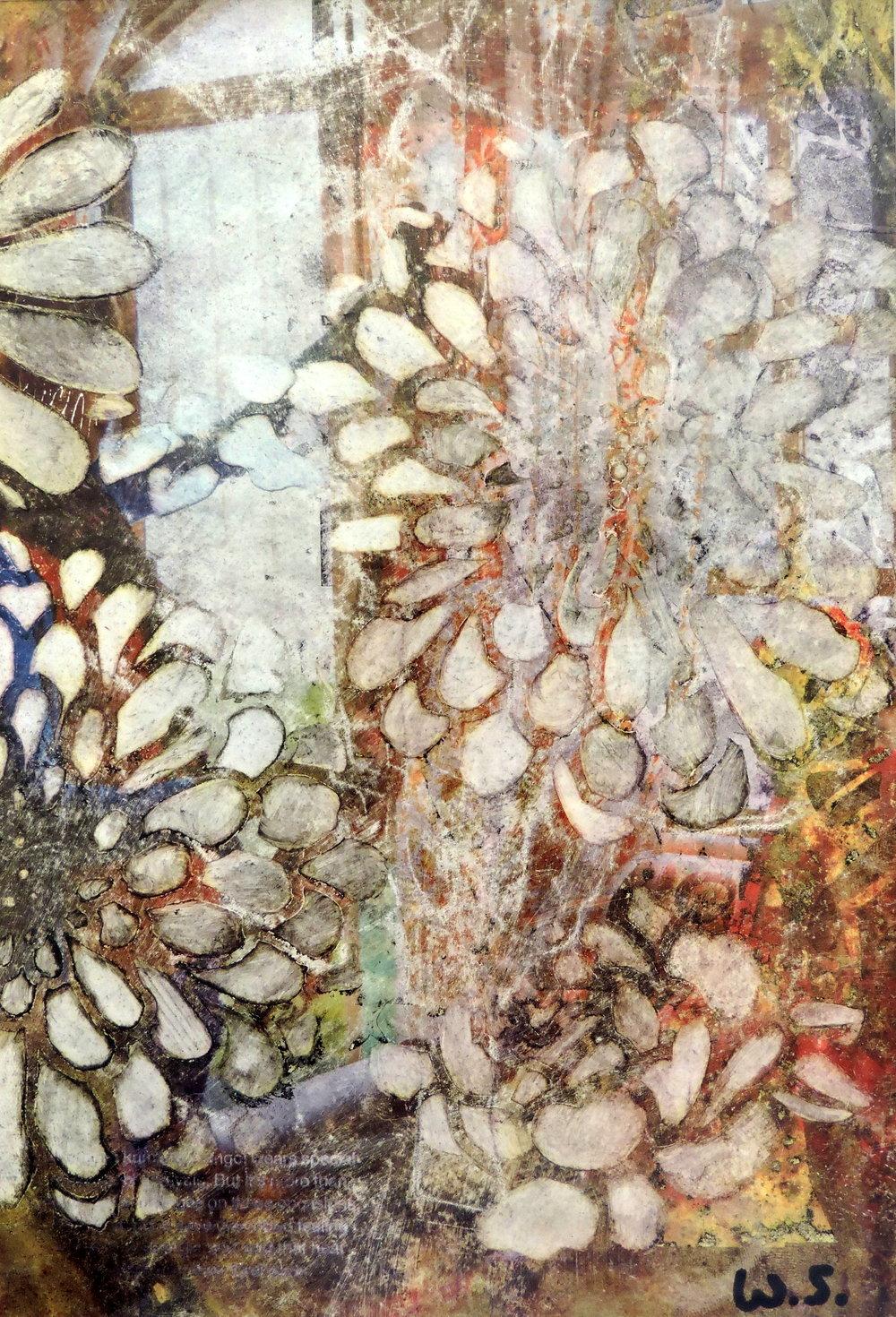 """Wendy Sittner - """"Bunches of Petals"""""""