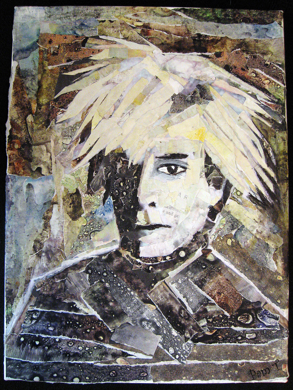 "Pam Tucker – ""Andy Warhol"""