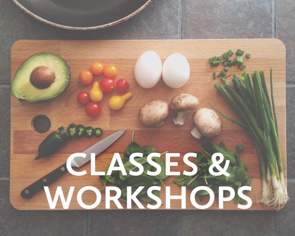 health coach classes and workshops