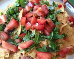 nachos, healthy