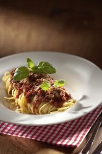 Vegan For Fun_Attilas Spaghetti with Tofu Bolognese