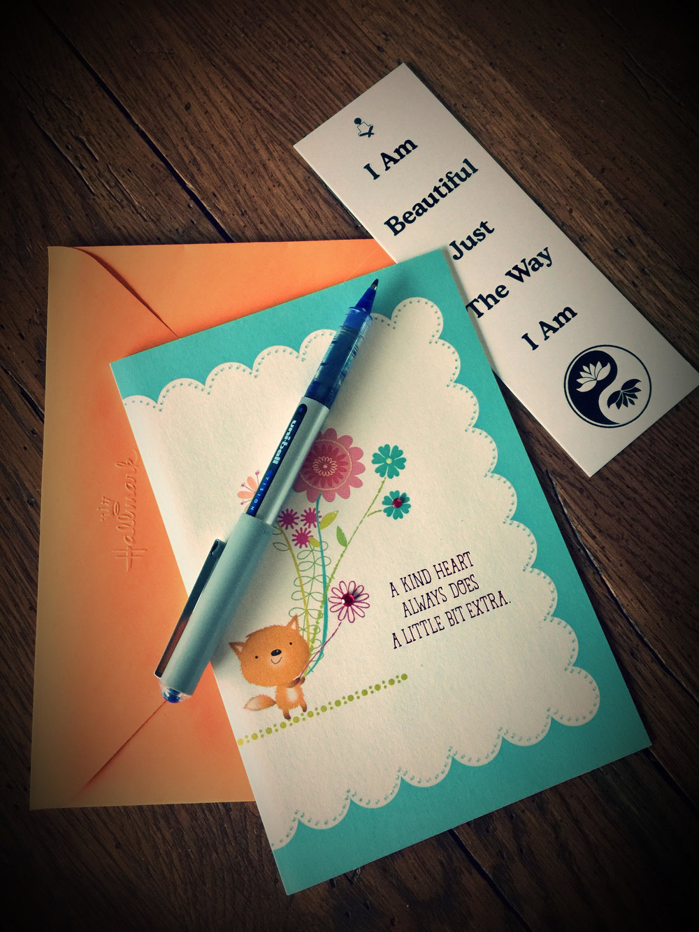 little affirmations bookmarks