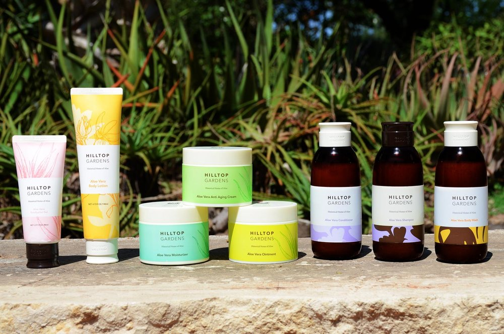 Hilltop Gardens - 2017 Product Line