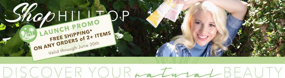 Shop Hilltop Gardens - FREE Shipping