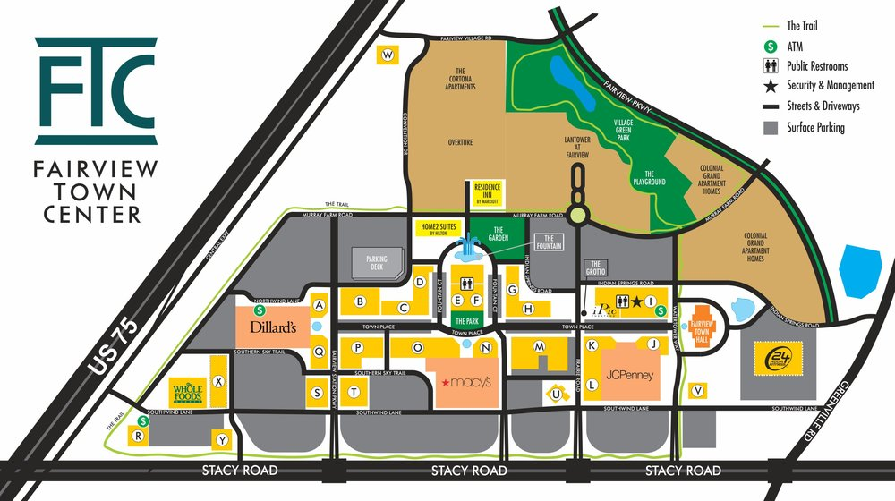 Fariview Town Center directory map 2018.jpg