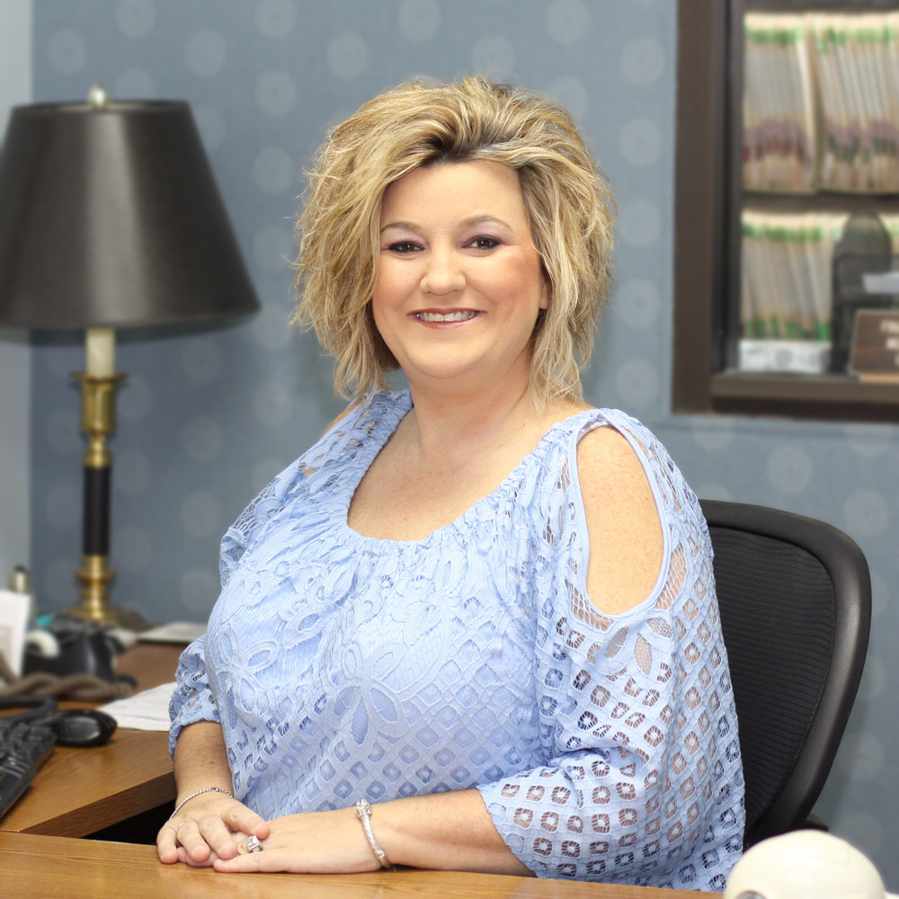 April Owen   Front Office Manager  Pine Bluff | Since 2006