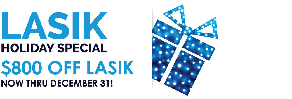 McFarland Eye Care - LASIK Eye Surgery - Holiday Special