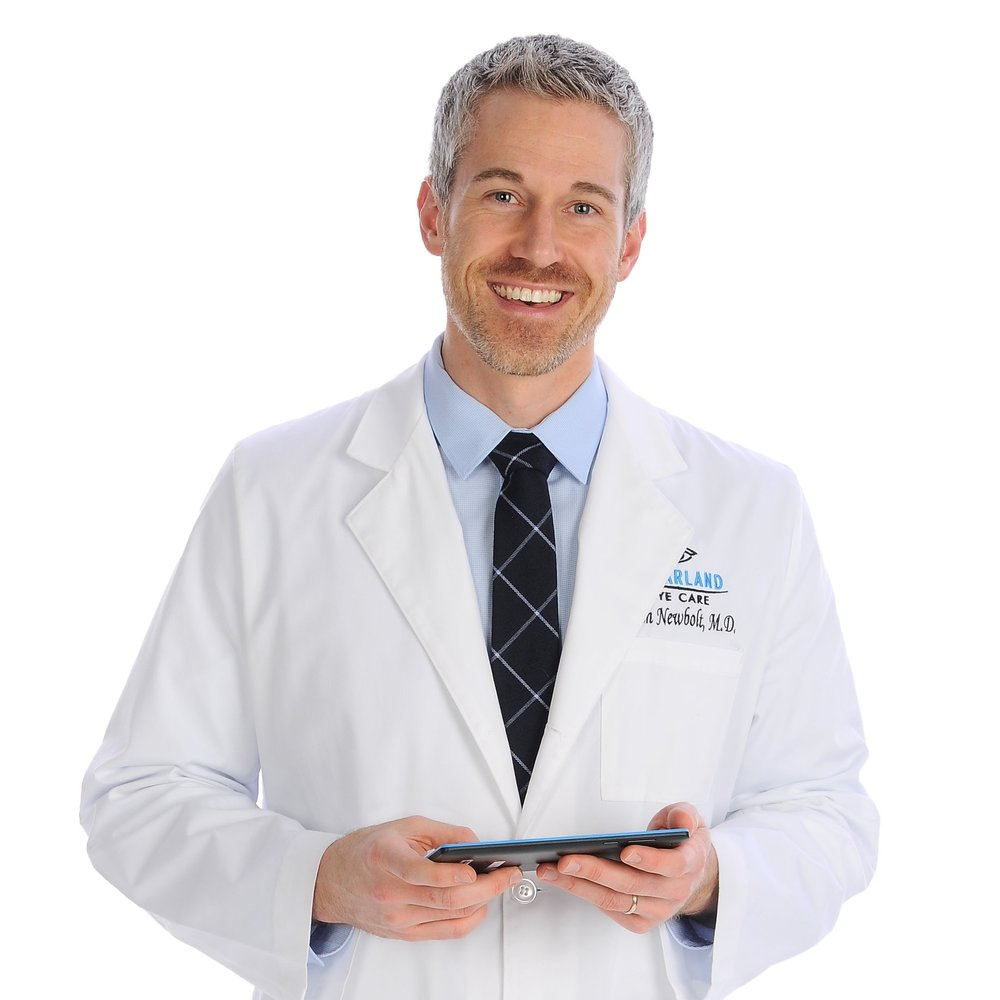 Dr. Evan Newbolt - McFarland Eye Care