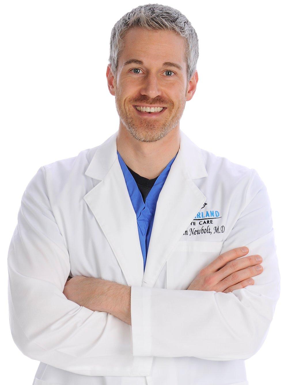 Dr. Evan Newbolt - McFarland Eye Care