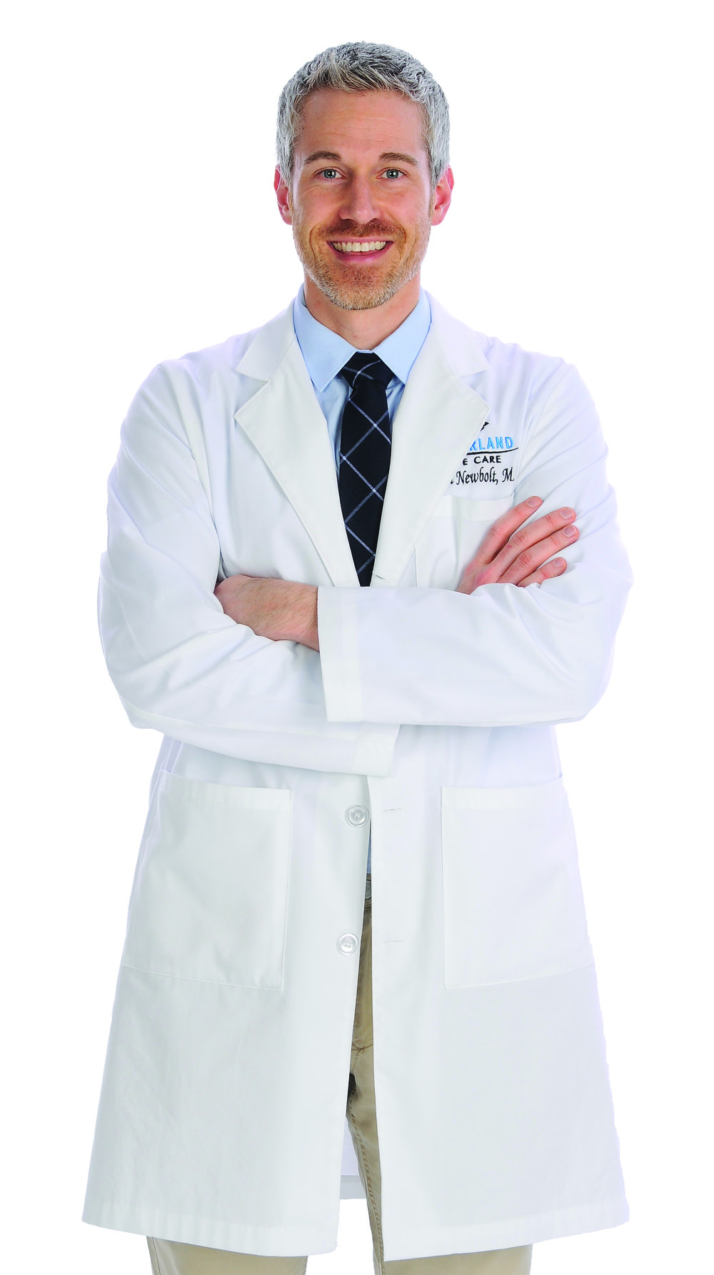 Dr. Evan Newbolt - Physician Page