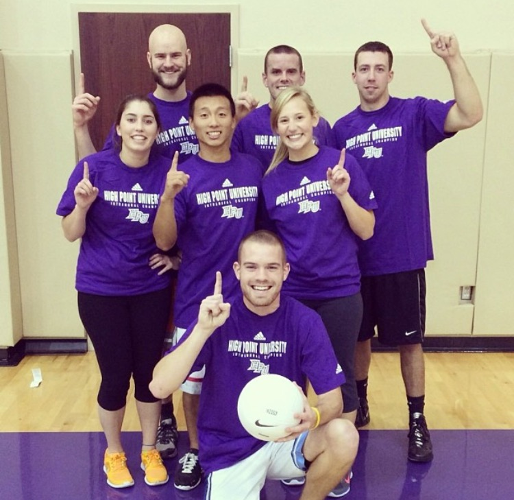 IM Indoor Volleyball Champions