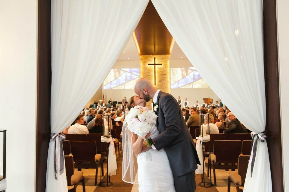 Told ya we got married!