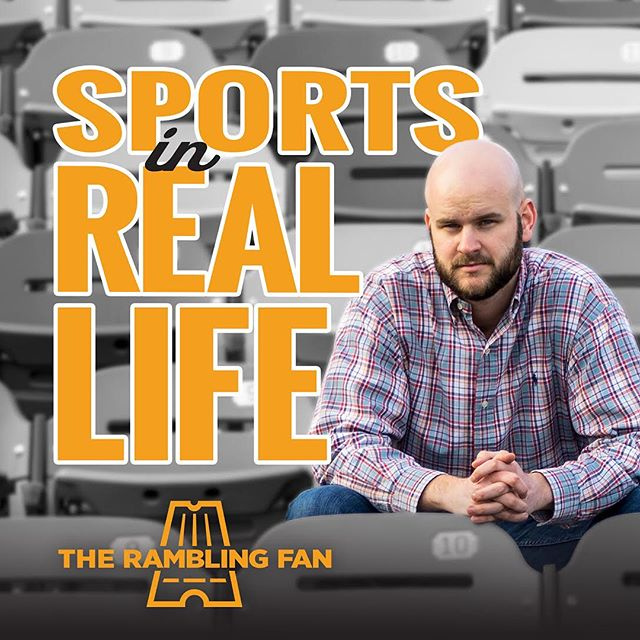 Exciting News: Sports In Real Life is the new official podcast of #TheRamblingFan. You can listen to Episode 1 on the TRF website or on Apple Podcasts. Thank you to our first guest, @kruss0719, for joining the inaugural show. Link in bio . . . #TheRamblingFan #SportsInRealLife #SportsBlog #SportsBlogger #Podcast #SportsPodcast #ApplePodcasts #NCAA #CollegeBasketball #Basketball #Minneapolis #MN #Minnesota #StPaul #TRF