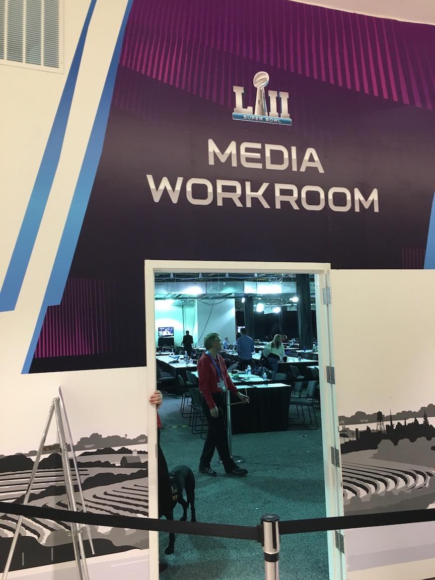 Media Workroom