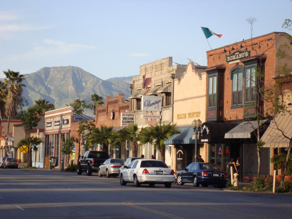 Downtown Redlands