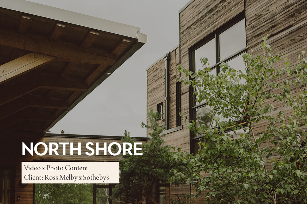 "Earlier this year we met Ross Melby, one of Sotheby's best Realtors, and immediately knew there were great things to come. A few months after meeting, Ross reached out to us with a proposal: ""Guys, I've got this amazing house up on Lake Superior and we need to do something cool with it...""  Okay, great. Cool house? North Shore? We can make that work! Several coffees and happy hours later, we realized this home was unlike any other property we'd ever seen in Minnesota. So, our team storyboarded, planned, and plotted a video and photo shoot. A month later, we found ourselves at this incredible $5.5 million dollar home in Silver Bay, Minnesota, with a crew of 12 people. We hope you enjoy the story we created.  Thanks to our incredible team:  Ross Melby 