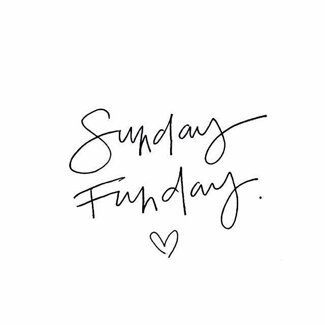 Happy Sunday babes, we hope you're all having a great weekend 🌸☀️ #sundayfunday