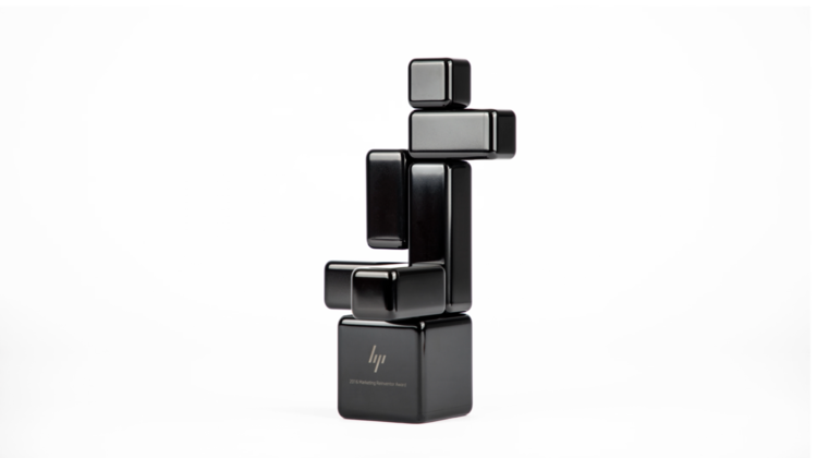 Working With Terrific Sculptor Industrial Designer Dan Clifton Of Fitbit And Google Modular Smartphone Fame Our Task Was To Reinvent The Award Trophy