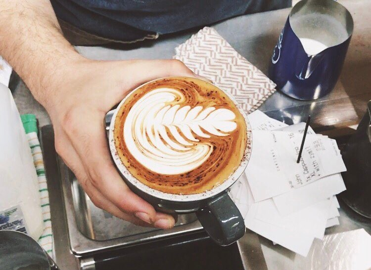 fonzie abbott coffee