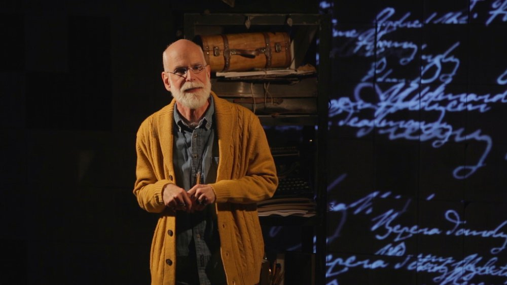 GOREY: The Secret Lives of Edward Gorey